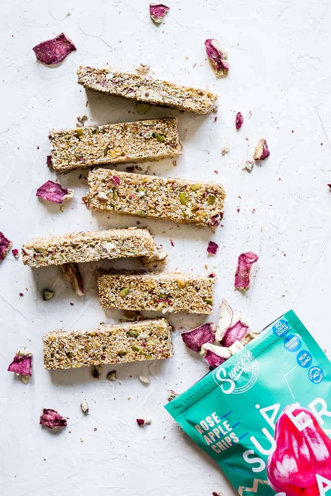 gluten free cereal bars