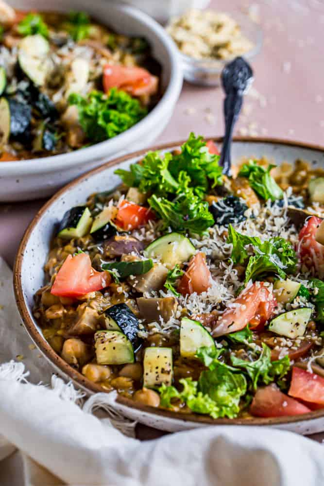 plant-based dinner recipes