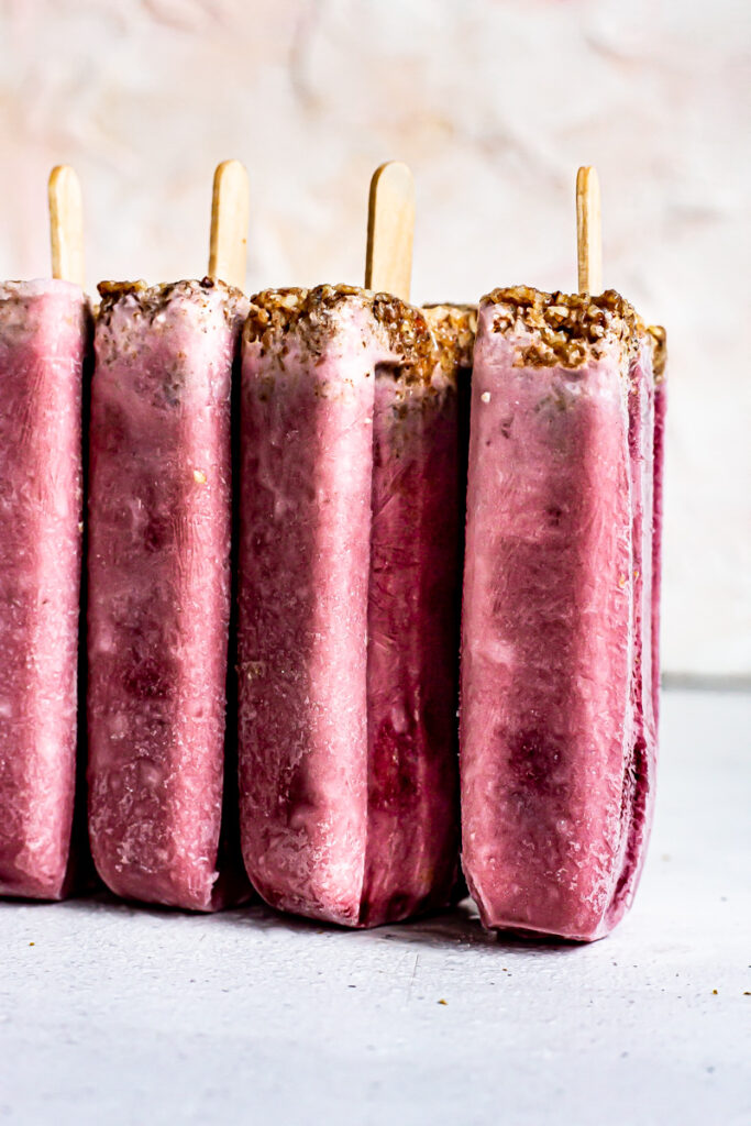 dairy free popsicles