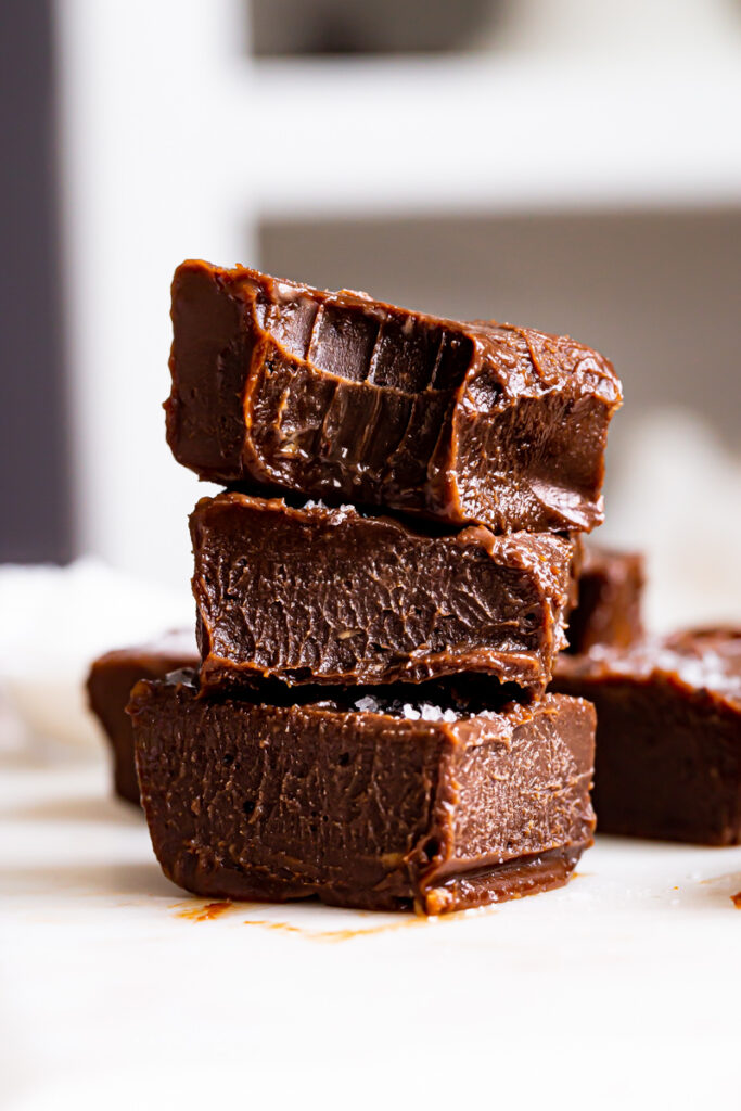 dairy-free fudge recipe